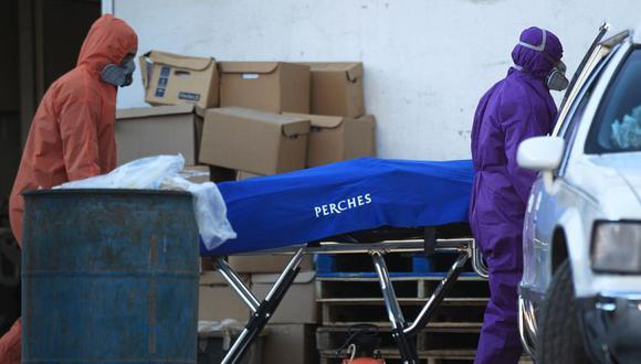 Coronavirus en México | Últimas noticias | Último minuto: reporte de infectados y muertos hoy, sábado 16 de enero del 2021 | Covid-19. (Foto: EFE/Luis Torres).