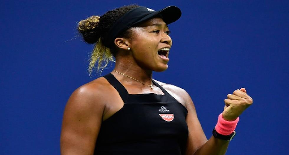 Naomi Osaka venció a Serena Williams en la final del US Open 2018 | Foto: agencias