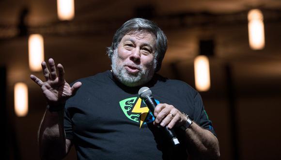 Steve Wozniak fundó, junto a Steve Jobs, Apple Computer en 1976. (Archivo / AFP)