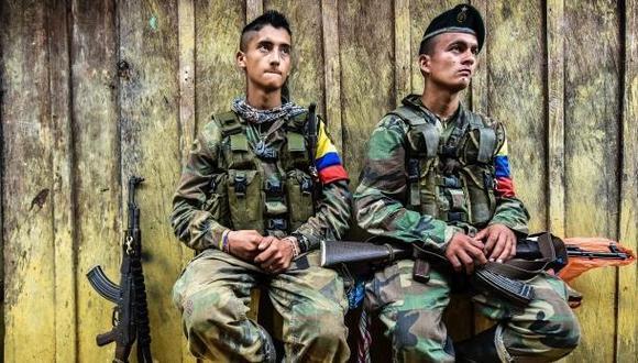 Colombia: FARC ha incumplido con entrega de menores de 15 años