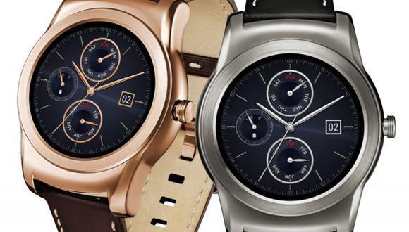 LG Urban: un reloj inteligente de diseño clásico