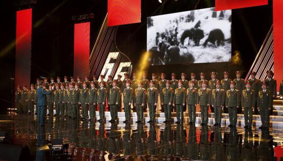 Mueren 64 miembros de coro militar ruso en avión siniestrado