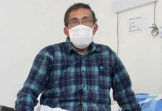 Madre de Dios: médico de 72 años supera el COVID-19 tras estar internado en cuidados intermedios