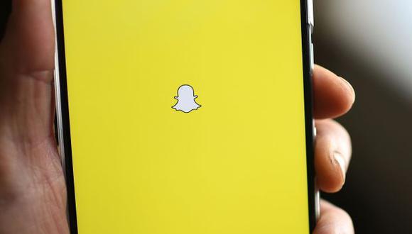 Time Warner desarrollará hasta diez programas originales al año para la aplicación Snapchat. (Foto: AFP)