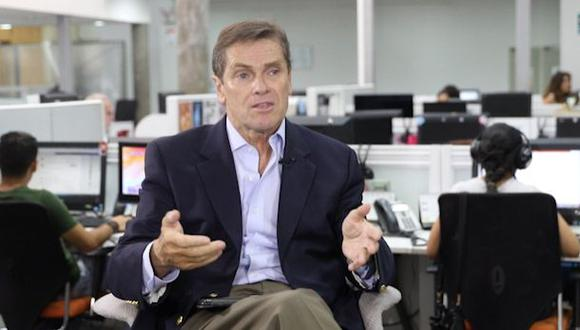 "Panamericanos: ""Si derogan decretos, se cae todo"", dice Neuhaus"