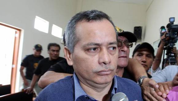 Orellana es condenado a dos años de prisión por difamación
