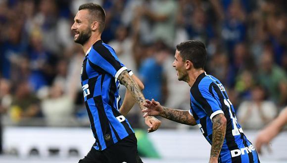 Inter de Milán vs. Lecce: mejores imágenes del partido. (Foto: AFP)