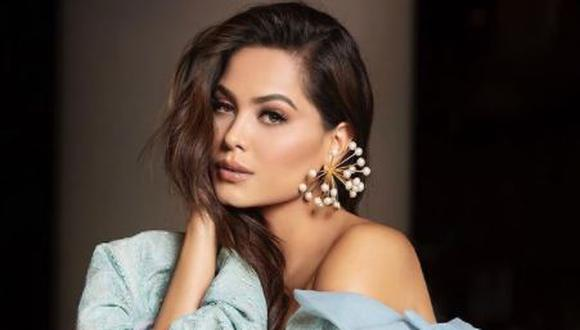 Andrea Meza, Miss Universo 2020, reveló que fue víctima de acoso en un gimnasio. (Foto: @andreamezamx)