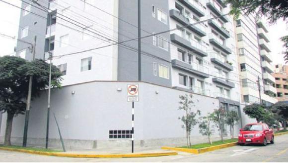 Inmobiliaria también registró edificio falso en Surco