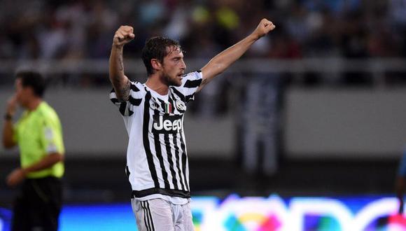 Claudio Marchisio llegó a la Juventus a los 7 años. (Foto: AFP)