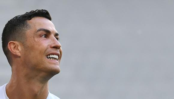 Cristiano Ronaldo maneja dos opciones en caso decida marcharse de Juventus. (Foto: AFP)