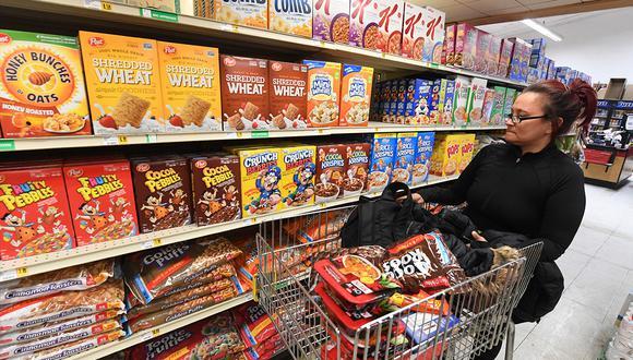 Existen ciertos alimentos que pueden durar 'años' en la despensa del hogar. (AFP)