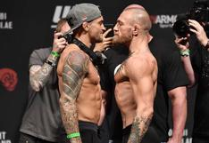 Sigue FOX ACTION en vivo: McGregor vs. Poirier 2 miden fuerzas en el UFC 257 en directo
