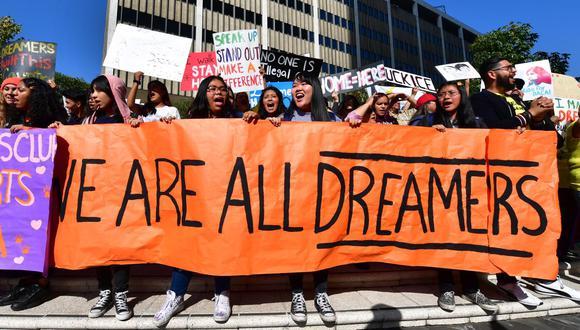DACA fue creado por la Administración del presidente Barack Obama en el 2012. (Foto: Frederic J. BROWN / AFP).