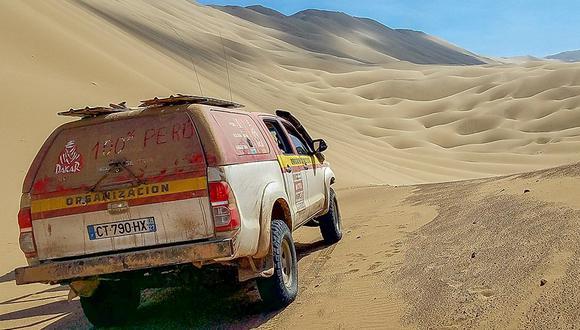 El Rally Dakar 2019 se correrá por primera vez en un solo país. (Foto: Facebook Dakar)