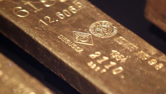 Los futuros del oro en Estados Unidos mejoraban un 0,2%, a US$1.919,20 la onza. (Foto: AFP)