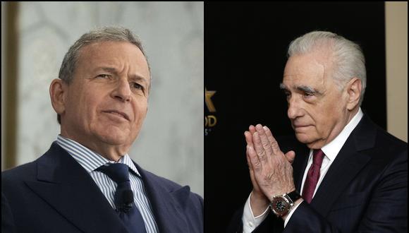 EL CEO de Disney, Bob Iger, opinó que Martin Scorsese está equivocado al afirmar que las películas de Marvel no son cinema. (Foto: Agencias)