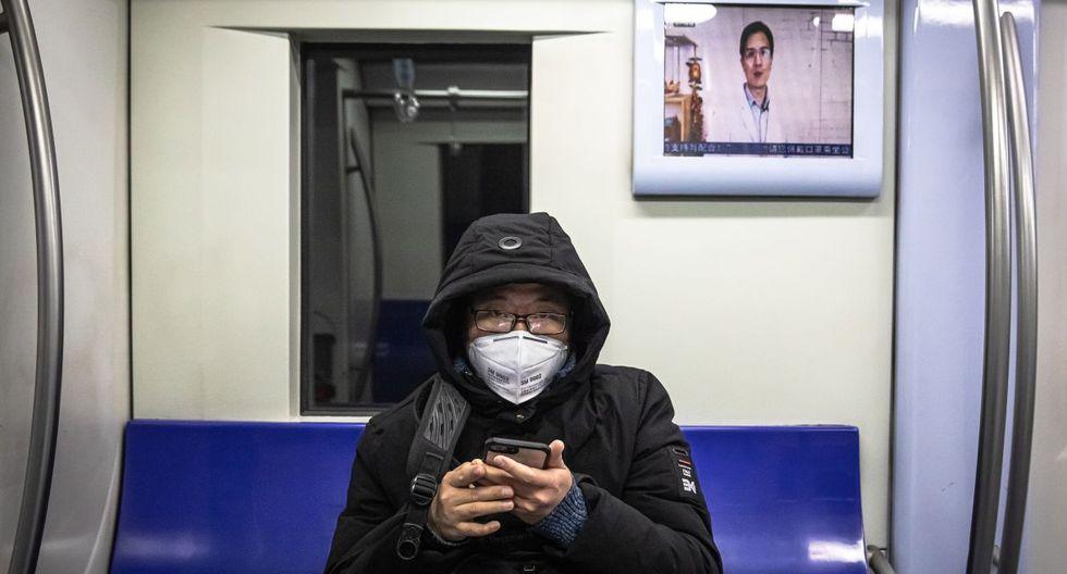 El número de muertes por coronavirus ha ascendido a más de 1.000 en China.(AFP).