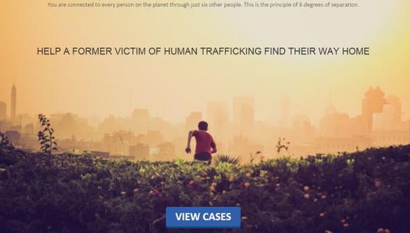 Microsoft lanza portal para víctimas del tráfico de personas