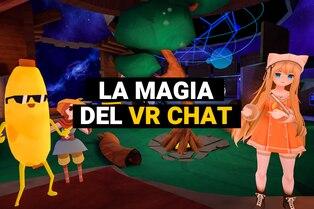 VRChat: El juego de realidad virtual para socializar en tiempos de pandemia
