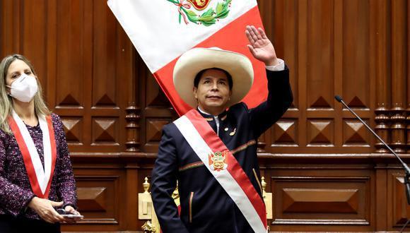 La moción fue presentada por la tercera vicepresidenta del Parlamento, Patricia Chirinos. Grupo de trabajo tendría 30 días de plazo. (Foto: Presidencia)
