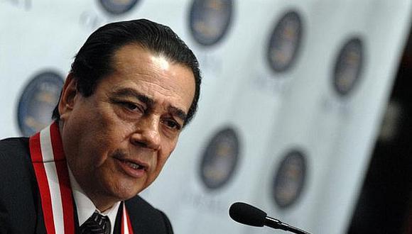 Enrique Mendoza, exministro de Justicia de PPK, es parte de la investigación preliminar por el indulto a favor de Alberto Fujimori. (Foto: Andina)