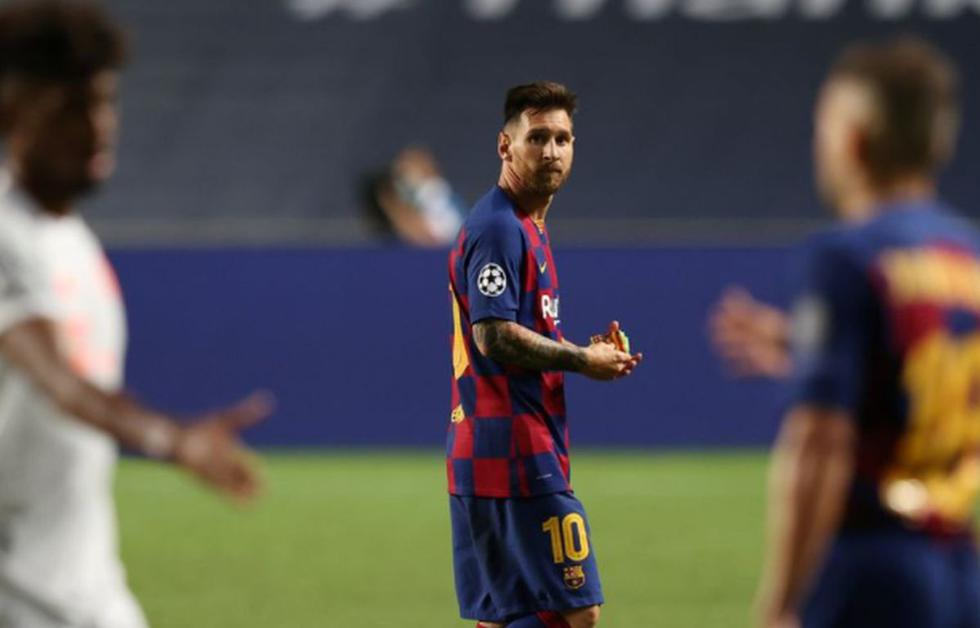 ¿En qué equipo jugará Lionel Messi si se concreta su salida del FC Barcelona? | Foto: Reuters