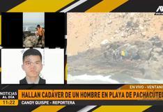 Ventanilla: hallan cuerpo de hombre en los peñascos de una playa