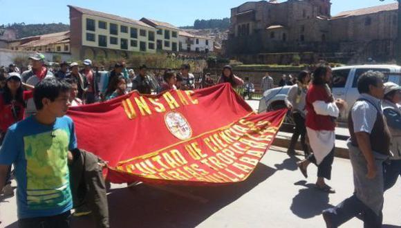 La Convención: aún quedan vías bloqueadas en Quillabamba