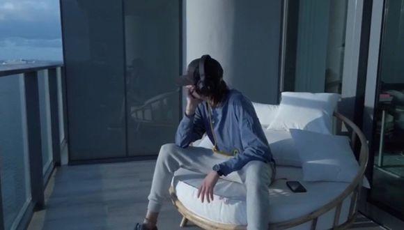 """Danny Ocean estrenó el videoclip de """"Báilame"""" grabado en su casa. (Foto: Warner Music)"""