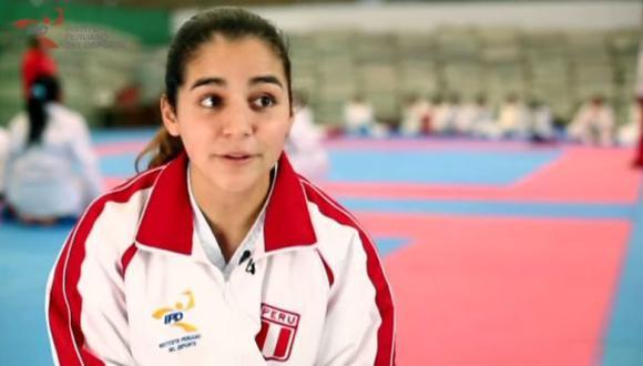 Toronto 2015: Alessandra Vindrola gana medalla bronce en karate