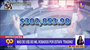 """Fraude Informático: Más de 303 mil dólares han sido robados bajo la modalidad de """"Estafa Trading"""""""