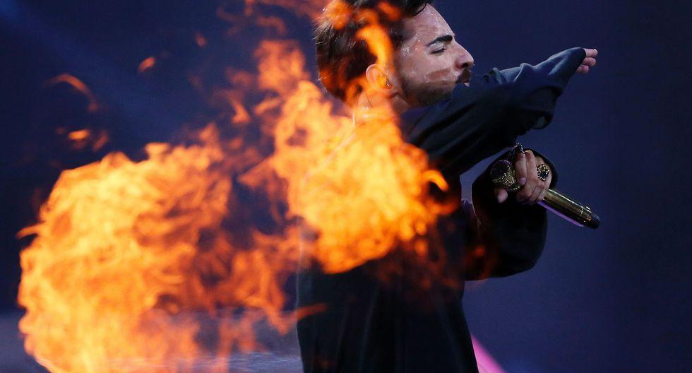 """Tras la publicación de su nuevo tema """"Vitamina"""", Maluma vuelve a estar en el ojo de la tormenta. (Foto: AFP)"""