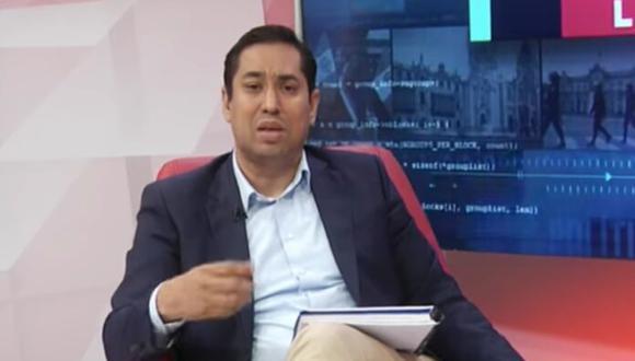 El hijo de Jorge del Castillo aseguró que solo tuvo una relación técnica a nivel personal con el candidato de Perú Libre, y no un vínculo político. (Foto: UCI Noticias)