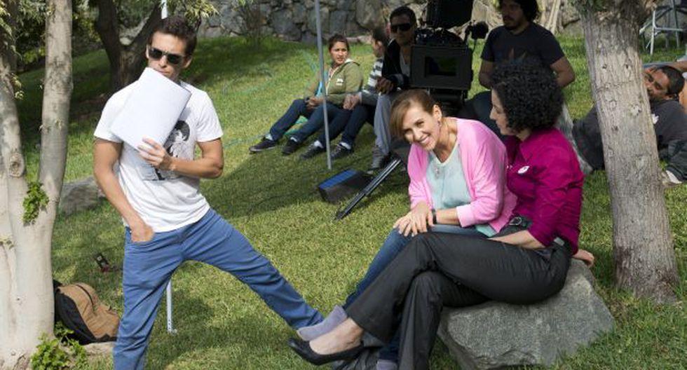 """Bruno Ascenzo: """"¡Qué viva el cine peruano!"""""""