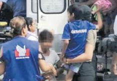 Ucayali: así fue el rescate de los 4 menores asháninkas perdidos hace nueve días