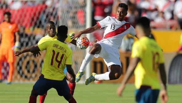 Perú visitará a Ecuador por la fecha 8 de las Eliminatorias Qatar 2022. (Foto: GEC Archivo)