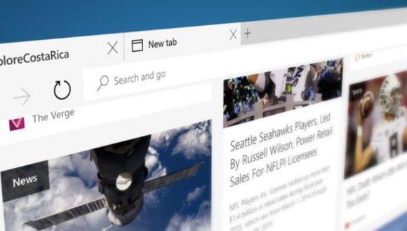 ¿Tiene éxito el nuevo navegador Microsoft Edge?