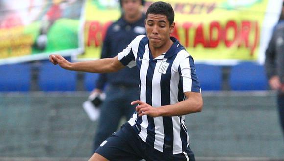 Peña jugó entre 2012 y 2015 en Alianza Lima. También defendió a San Martín a nivel local. (Foto: GEC)