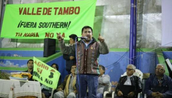 Arequipa: gobernador Elmer Cáceres tendrá que declarar la próxima semana ante fiscalía