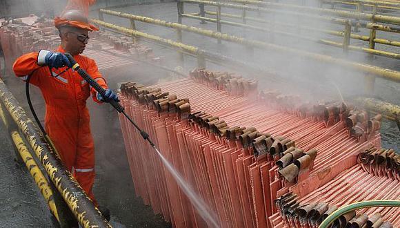 El precio del cobre acumula una ganancia de 25% en lo que va del 2021. (Foto: AFP)