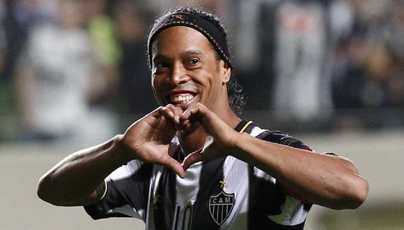 ¿Ronaldinho desaparecido? Atlético Mineiro le pide explicación