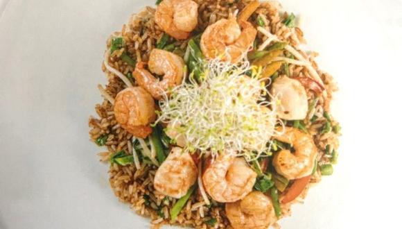 Las conchas y langostinos son ideales para un gran almuerzo marino. (Foto: Divinas Recetas)