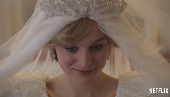 """Netflix lanza el tráiler oficial de la cuarta temporada de """"The Crown"""". (Foto: Captura de video)"""