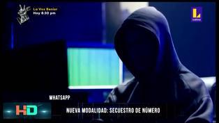 Whatsapp: Conozca la nueva modalidad de secuestro de número
