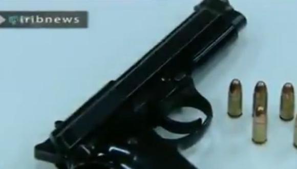 Mohammad Ali Najafi disparó cinco veces contra su segunda esposa, según la confesión que hizo a la policía. Foto: IRIB NEWS, vía BBC Mundo