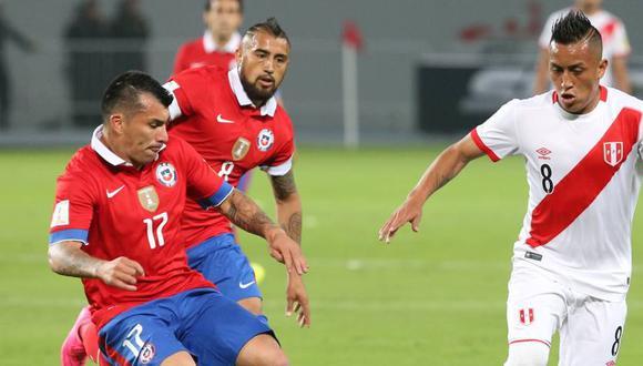 Perú y Chile jugarán por la fecha FIFA (Foto: USI).