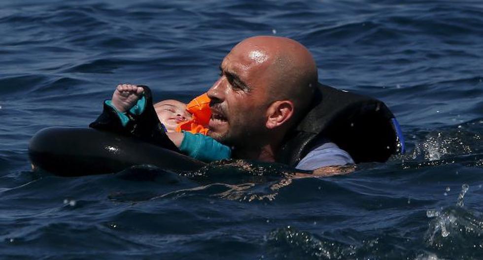 Mueren 34 refugiados, 14 de ellos niños, en naufragio en Grecia - 1