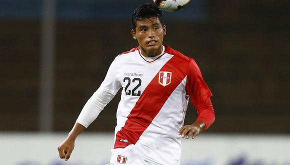 Kluiverth Aguilar debutó a los 16 años en Alianza Lima. (Foto: GEC)