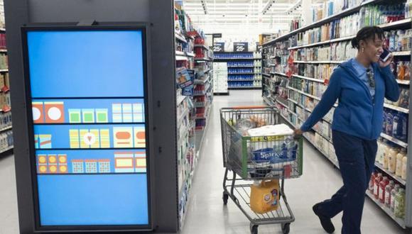 Walmart aspira a introducir la nueva tecnología en otras tiendas en los próximos seis meses. (Foto: AP)